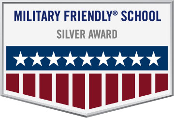 Military Friendly Campus Silver Award