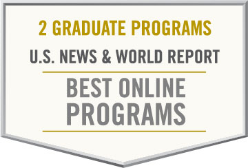 US News & World Report Best Online Programs
