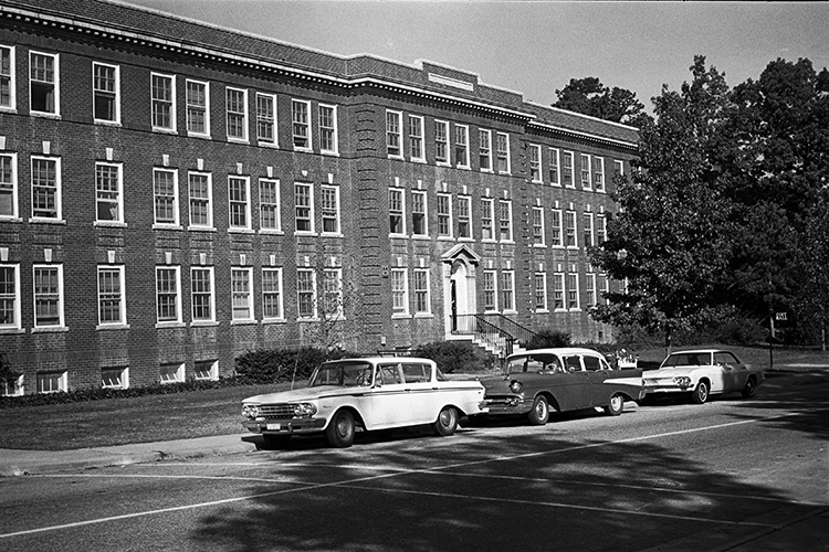 Colt Residence Hall, 1968