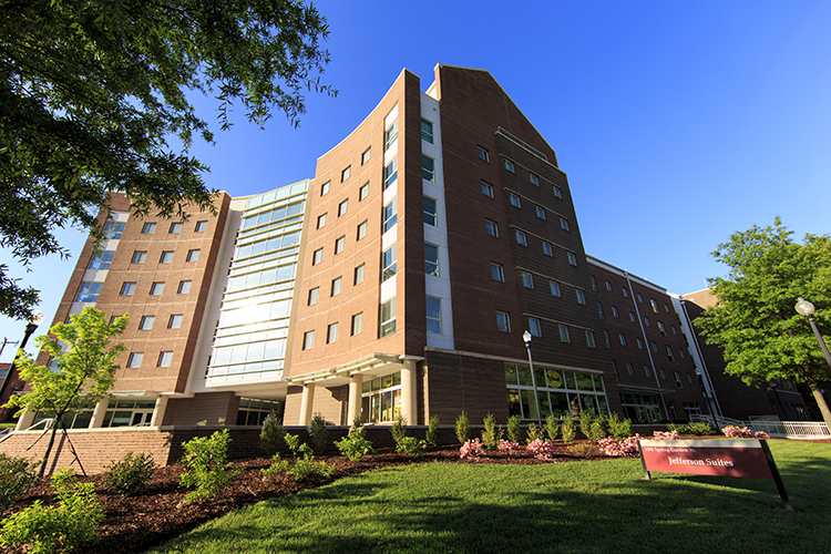Jefferson Suites, 2012