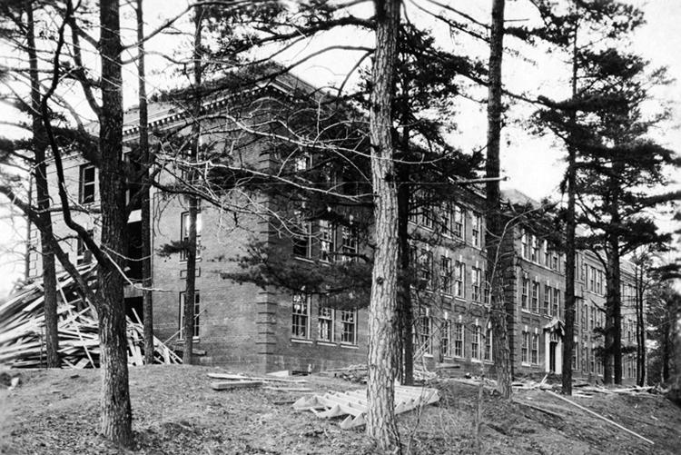 Gray Residence Hall, 1921