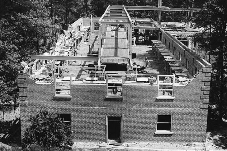 Weil-Winfield Residence Hall, 1939
