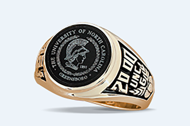 UNCG Class Ring