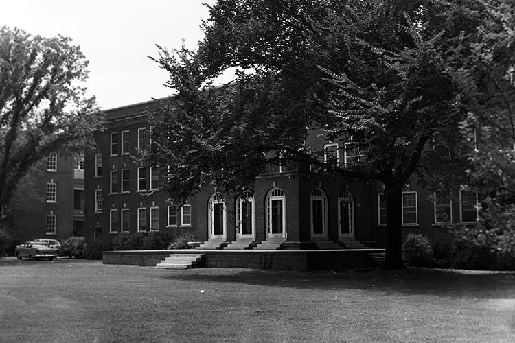 Jamison Residence Hall, 1965