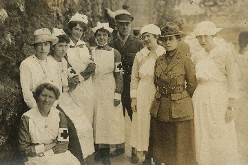 Photo of nurses