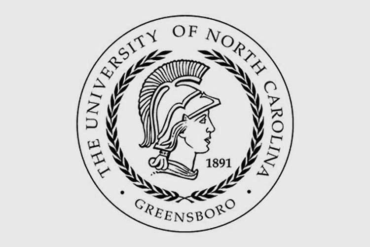 The University of North Carolina at Greensboro Seal