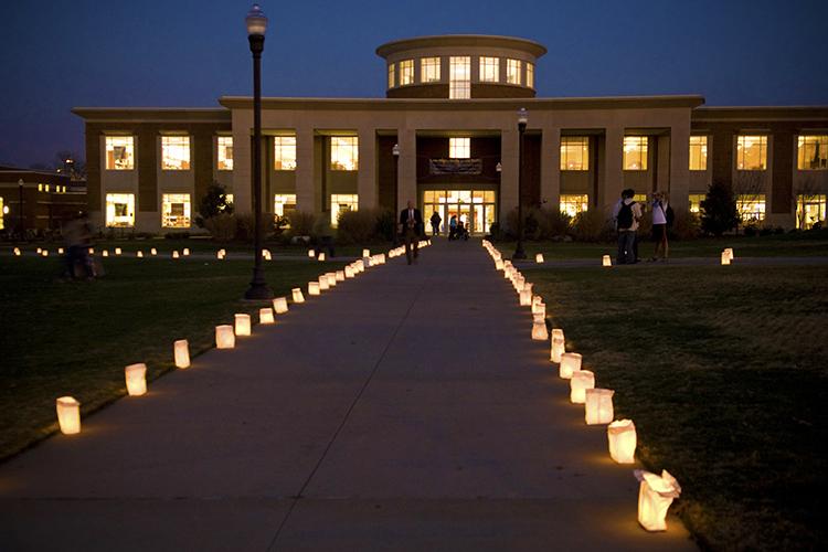 Luminaires leading to EUC