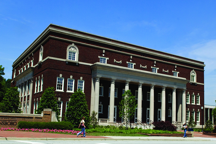Aycock Auditorium after 2008 renovation