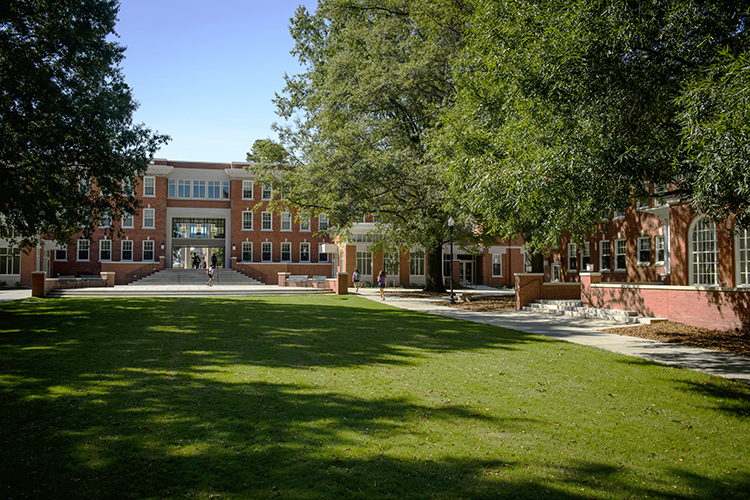 Quad after 2012 renovation