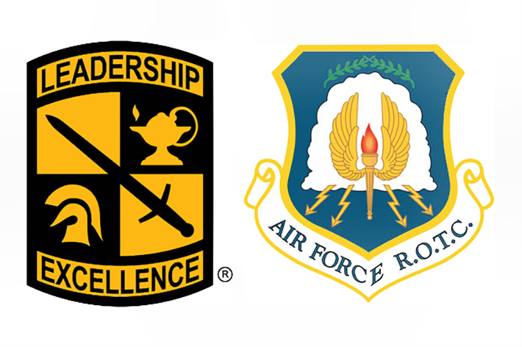 ROTC logos