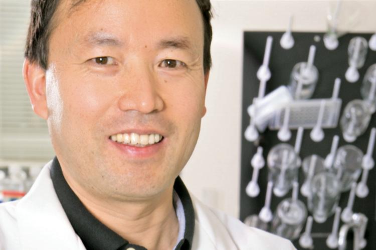 Professor Zhenquan Jia