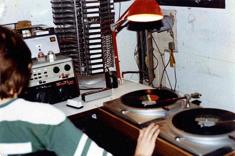 70's station equipment