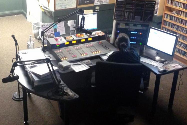 2017 radio booth