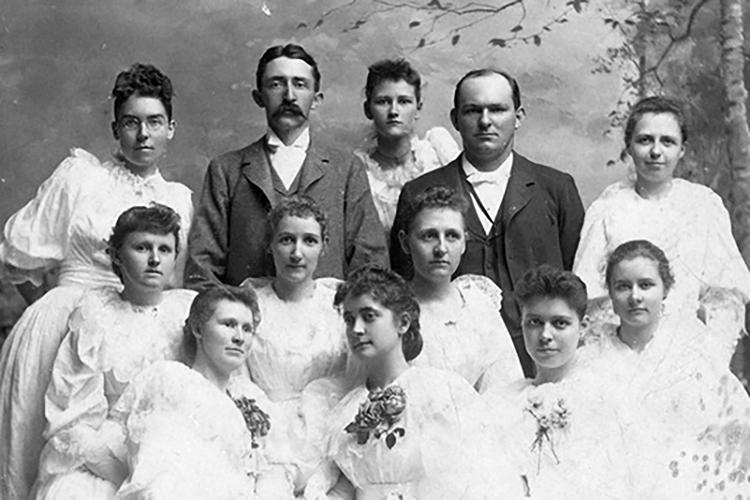 1893 Graduating Class
