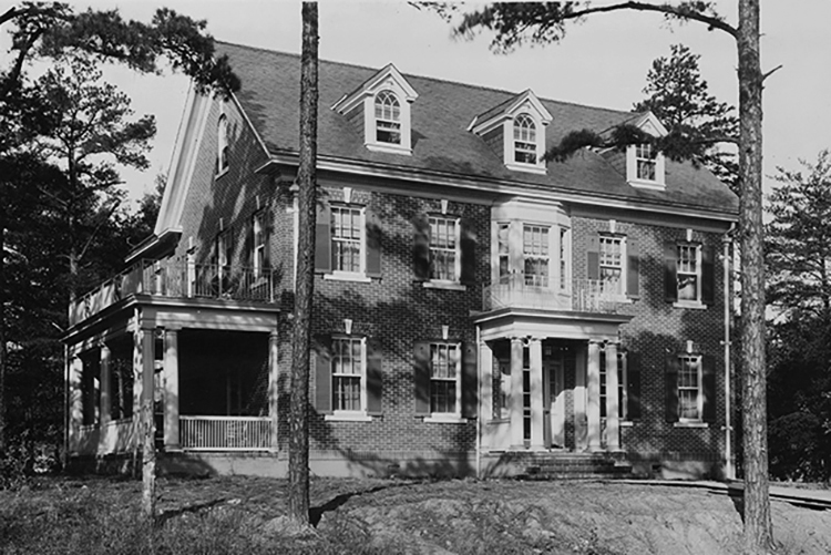 Home Management House, 1922