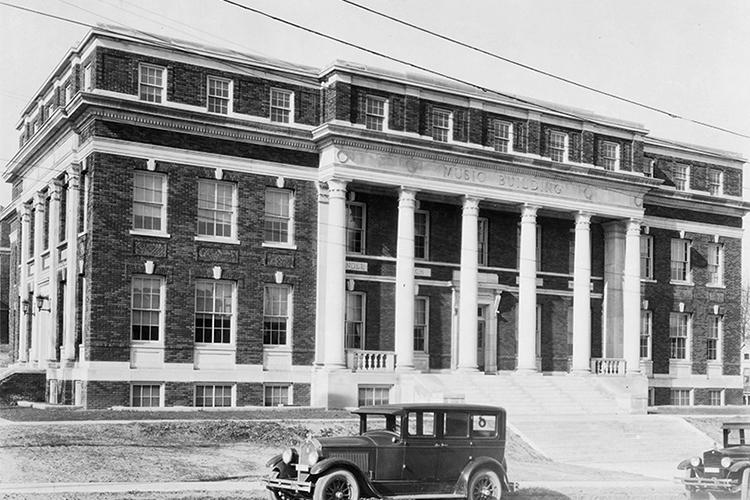 Brown Building, 1927