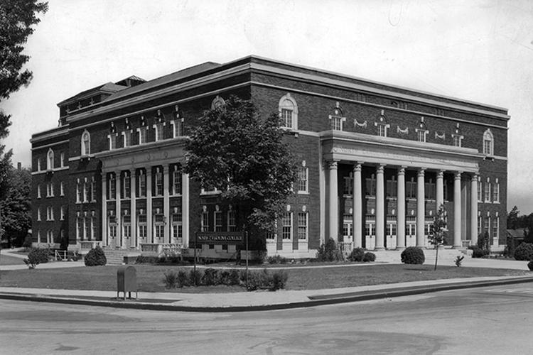Aycock Auditorium, ca. 1928
