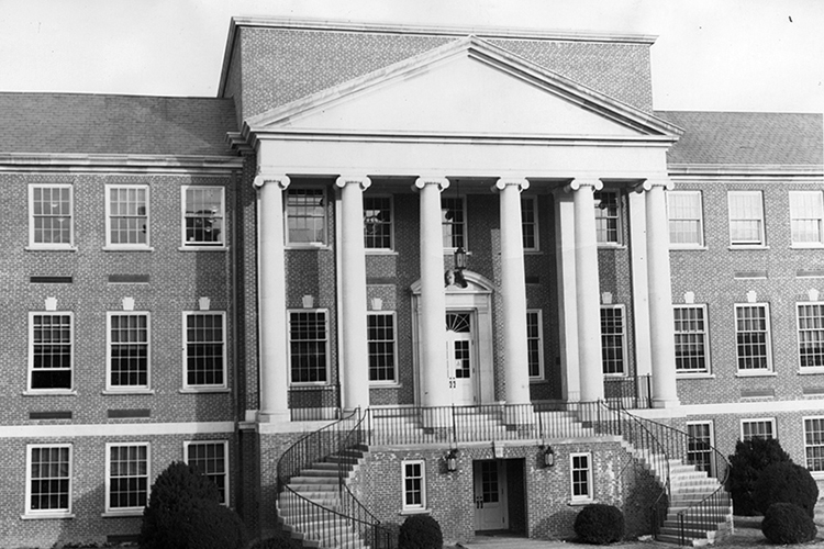 Petty Science Building, 1940