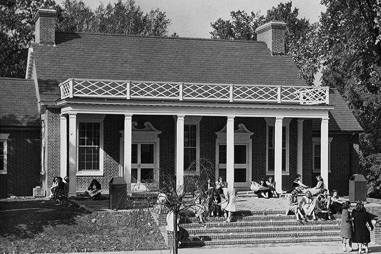 Soda Shop, 1948