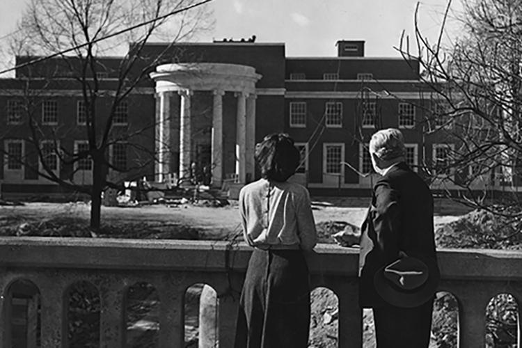 Jackson Library, 1949