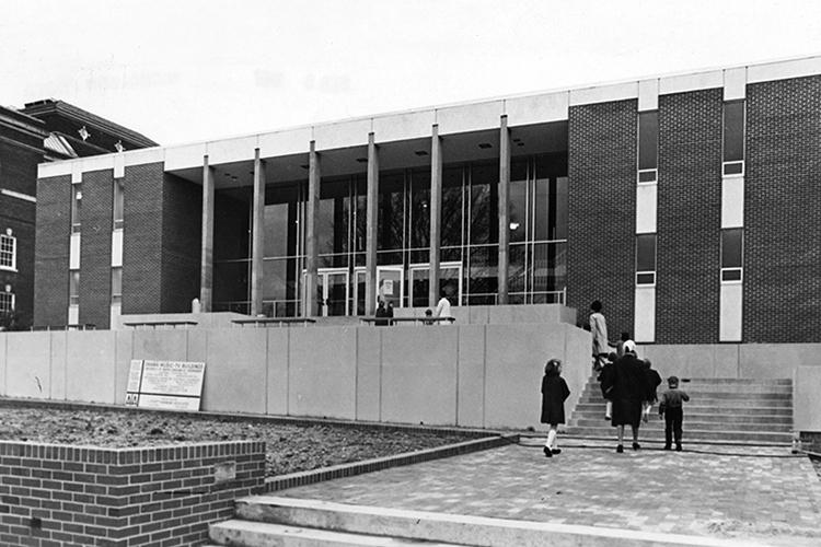 Taylor Theatre, 1967