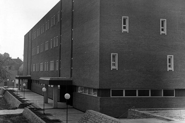 Graham Building, 1970