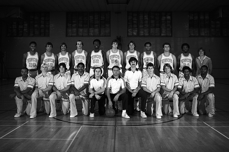 1980 Men's Basketball team