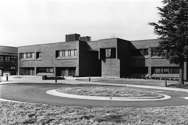 Ferguson Building, 1983