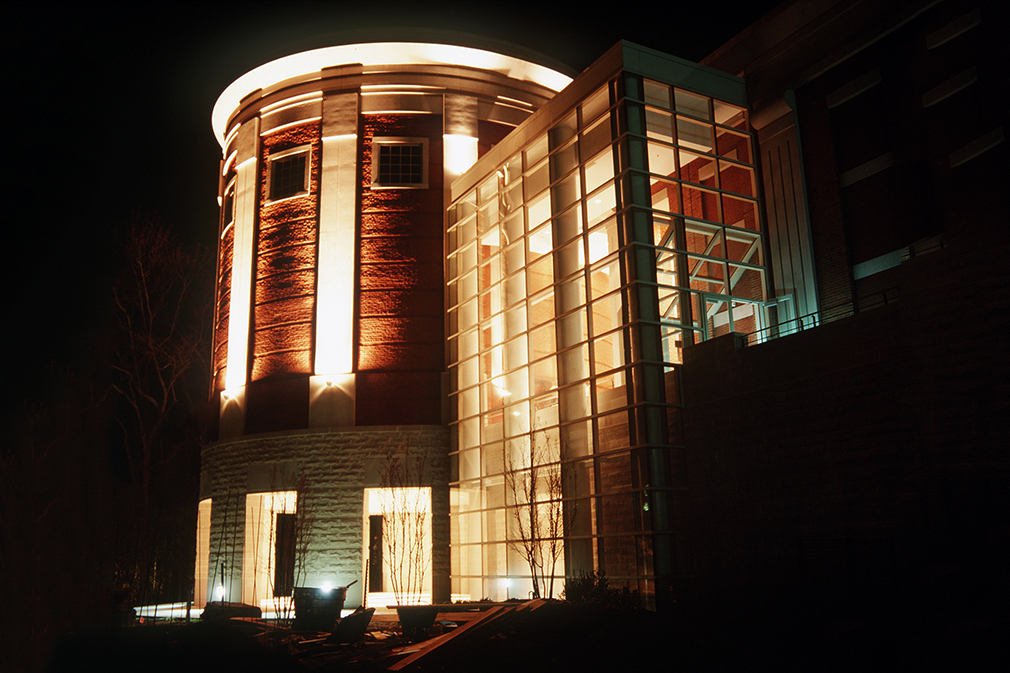 Music Building, 1999